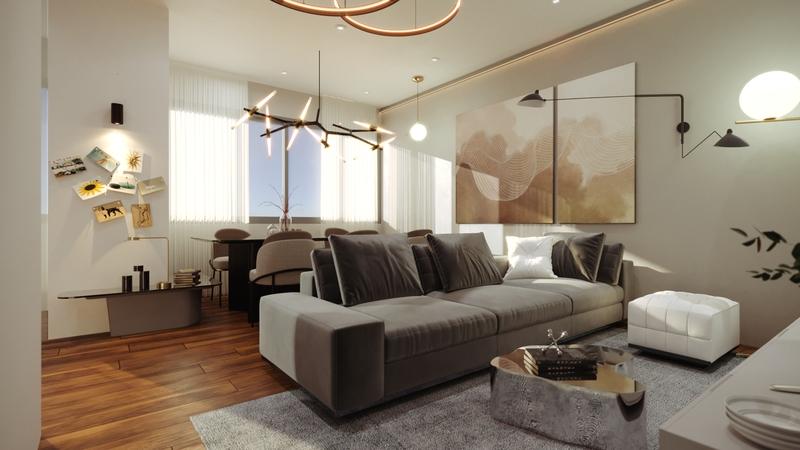 remodelação apartamento remodelação moradia sala